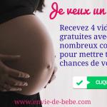 envie de bébé conseils en vidéo pour tomber enceinte